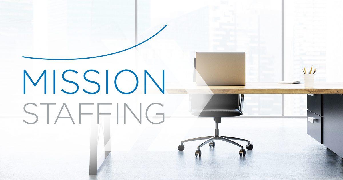 Mission Staffing | www.missionstaffing.com