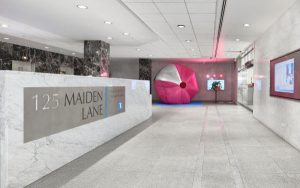 125 Maiden Lane Office